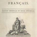 Le Code Civil (21 mars 1804) : naissance, principes et postérité > cours