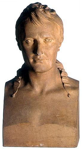 Buste de Napoléon Ier, par Houdon