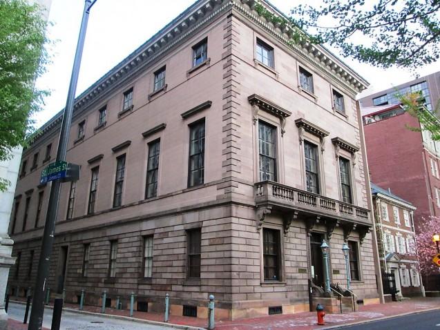 Athenaeum – Philadelphie