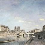 La Seine et Notre-Dame de Paris