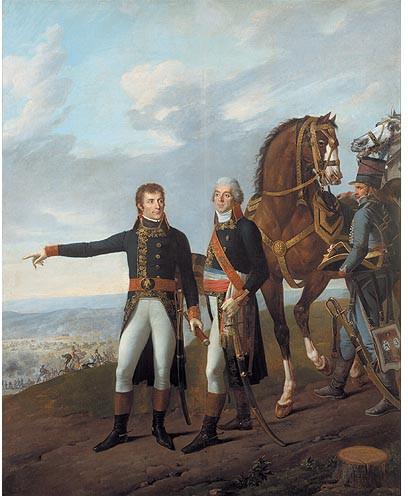 Berthier, Bertrand et Caulaincourt. Trois fidèles de Napoléon venus de l'Ancien Régime