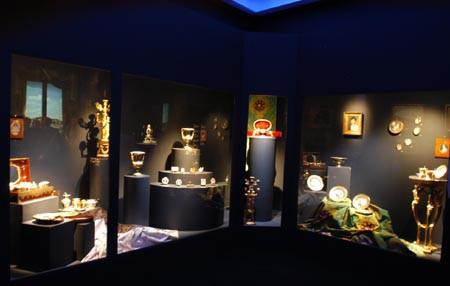Salle 1, la Société impériale © Fondation Napoléon