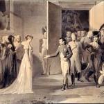 L'arrivée de Marie-Louise à Compiègne