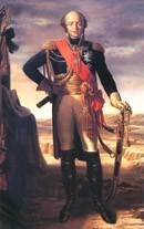 DAVOUT ou D'AVOUT, Louis-Nicolas, duc d'Auerstaedt, prince d'Eckmühl, (1770-1823), maréchal