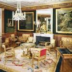 Mobilier du Salon doré du château de Malmaison