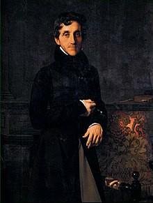 MOLÉ, Mathieu Louis, comte (1781-1855), Conseiller d'Etat