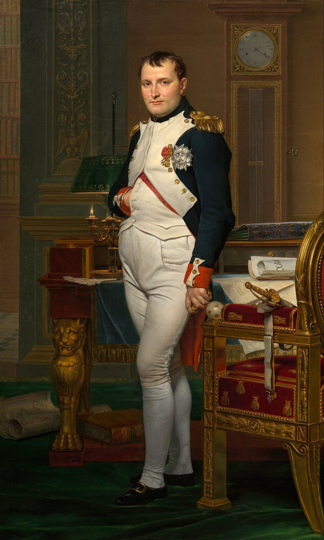 Talking Point with Peter Hicks: Jacques-Louis David's Propaganda