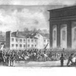 L'entrée de Napoléon à Berlin, le 27 octobre 1806