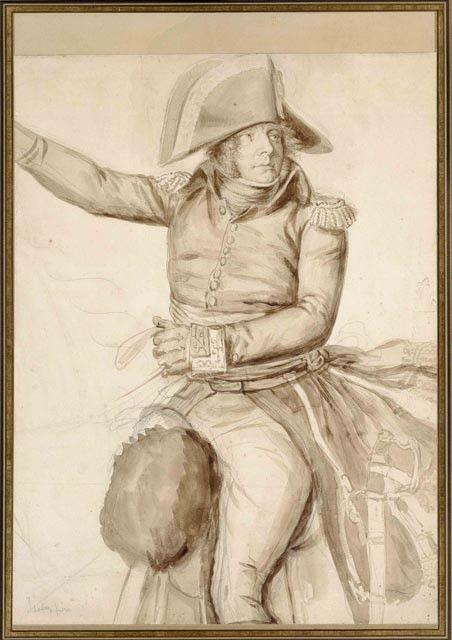 NEY (Michel, duc d'Elchingen, prince de la Moskowa), 1769-1815, maréchal