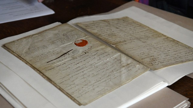 Document and commentary > Napoleon's last will and testament