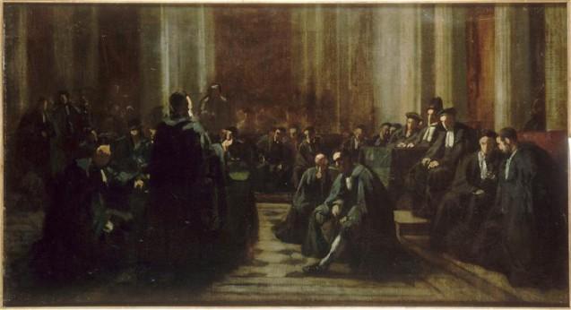 Lettre du 22 juillet 1806, à Champagny, ministre de l'Intérieur : les 12 questions à faire à l'Assemblée des juifs