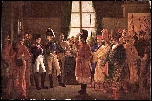 La rupture franco-russe de 1812. Chronique d'une guerre annoncée