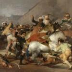 La Campagne d'Espagne jusqu'au dos de Mayo 1808