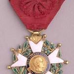 La Légion d'honneur : une récompense militaire et civile