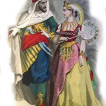 Costumes de travestissement (1866)