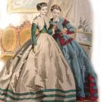 Robes jeunes filles (1866)