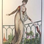 La silhouette féminine sous le Premier Empire