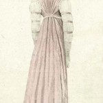 Example of Parisian fashion (March 1806)