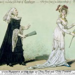 The Fashions of the Day, or Time Past and Present (1740-1807)