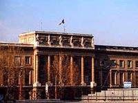 ANTOINE (Jacques-Denis), Façade principale de l'Hôtel des Monnaies, 1771-1777