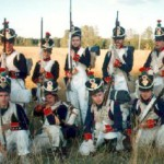 The 46th regiment of the infantry of the line