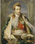 Napoléon couronné roi d'Italie le 26 mai 1805 à Milan