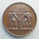 La création de la Confédération du Rhin, 12 juillet 1806