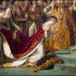 A close-up on: the coronation of Napoleon I