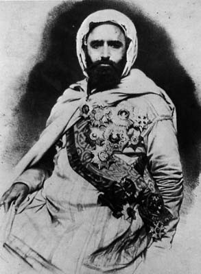 Napoléon III et Abd el-Kader