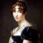 A close-up on: Queen Hortense