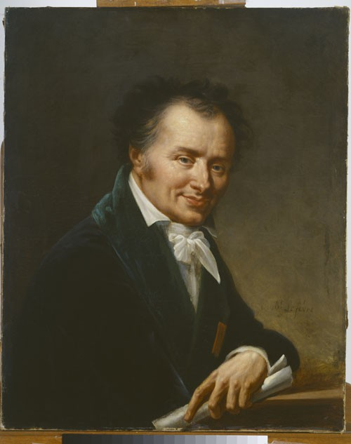 Robert Lefèvre, Vivant Denon, Musée des Beaux-Arts de Caen. Musée des Beaux-Arts de Caen, Seyve.