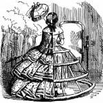 Accessoire de mode : La crinoline