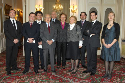 The Fondation Napoléon History Grand Prix and Research Grant Awards Ceremony 2008