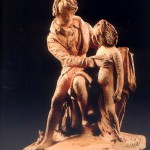 Portrait sculpté de Bichat