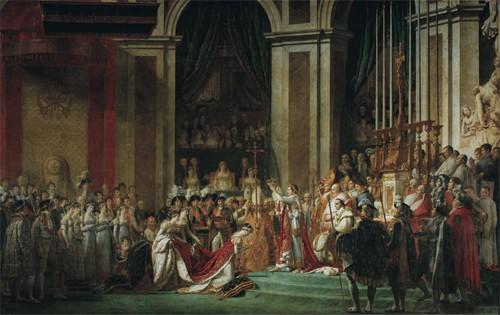 Autour de quelques chefs-d'oeuvre de la peinture napoléonienne