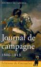 Journal de campagne 1806-1813