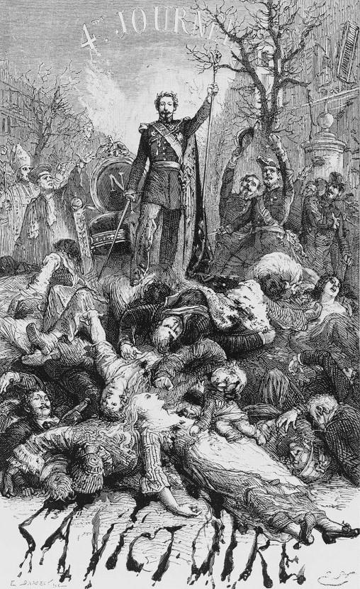 Le coup d'État de 1851 vu par l'Europe