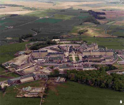 La Prison de Dartmoor en 1987 © DR