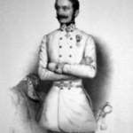BENEDEK, Ludwig August Ritter von (1804-1881), général autrichien