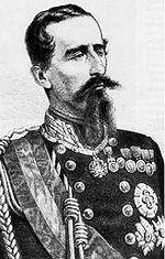 LA MARMORA, Alfonso Ferrero, marquis (1804-1878), général et homme politique italien