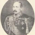 FANTI, Manfredo (1806-1865), général et homme politique italien