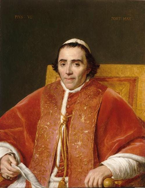 Napoléon et le pape Pie VII : du Concordat signé en juillet 1801 à l'excommunication de l'empereur en juin 1809