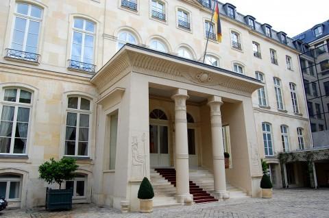 Hotel France D Antin
