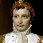 Napoléon, tête couronnée
