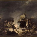 La bataille de Wagram (5-6 juillet 1809)
