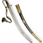 Luxury sword given by the First Consul to General Ney