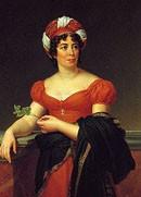 STAËL, Germaine de, Necker, baronne de Staël-Holstein, Anna Louise Germaine (1766-1817),  écrivain et femme politique