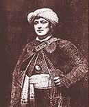 ROUSTAM (1782-1845), mamelouk de Napoléon