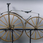 The Prince Imperial's velocipede