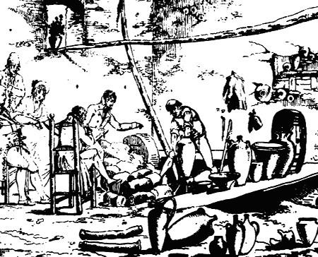 Extrait de Jacques Cambry, Description du dép. de l'Oise, Tome III, Paris, P. Didot l'aîné, 1803